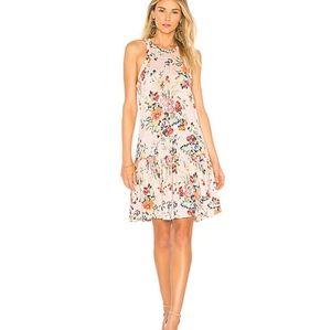 Rebecca Taylor Marlena Floral Dress Size L